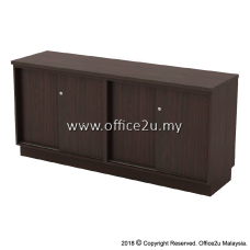 Q-YSS7160-W COMBINATION LOW CABINET (DUAL SLIDING DOOR)